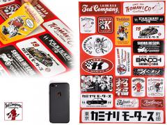 TEDMAN'S STICKER -6th- ◆TEDMAN/テッドマン