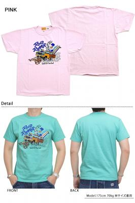 ROAD RUNNER半袖Tシャツ「CATCH IT IF YOU CAN」◆Cheswick